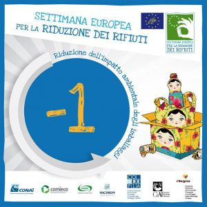 Settimana Europea per la Riduzione dei Rifiuti - Ecodep