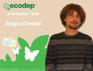 Col supporto di ECODEP dai materiali di riciclo nasce una scultura per la Casa delle Farfalle a Modica. - Venerdì 24 Marzo la presentazione dell'opera -