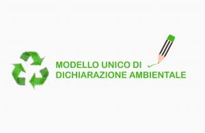 Con il 2018 arriva un nuovo Modello unico di dichiarazione ambientale.