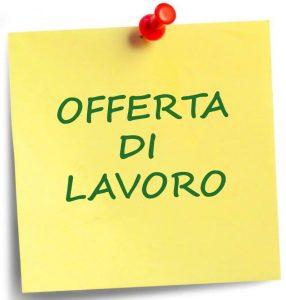Offerta di lavoro - Ricerchiamo figura con esperienza nel settore della contabilità, contratto di lavoro part-time 20 ore settimanali, a tempo determinato.