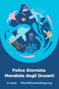 Giornata Mondiale degli Oceani 8 Giugno 2019
